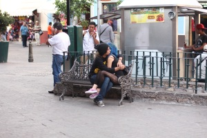Guanajuato is for lovers.